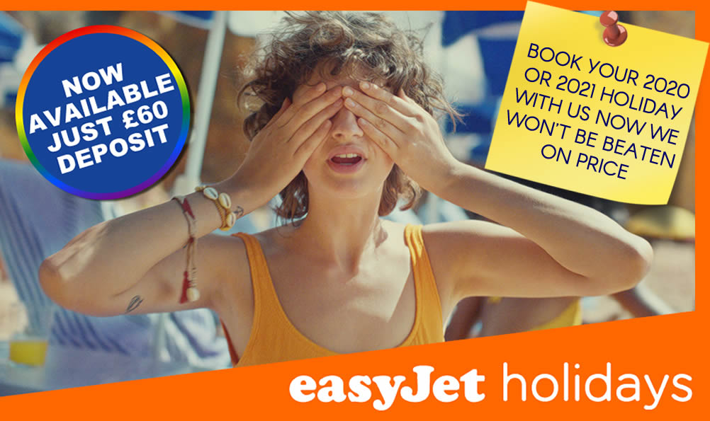 Holiday with Pride EasyJet Holidays Retail Agent