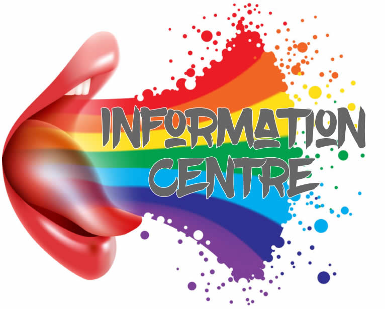 Holiday with Pride - Information Centre