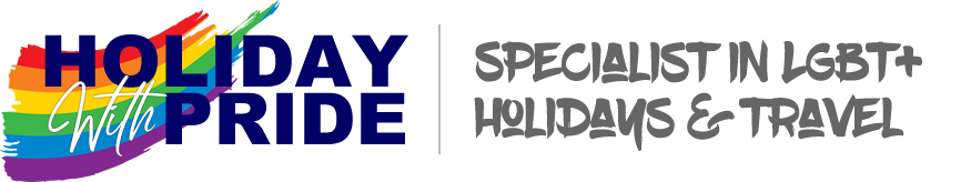 Holiday with Pride | Specialists in LGBT+ Holidays & Travel