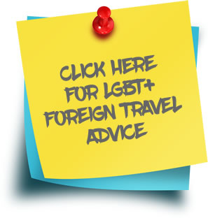 Holiday with Pride LGBT Travel Advice