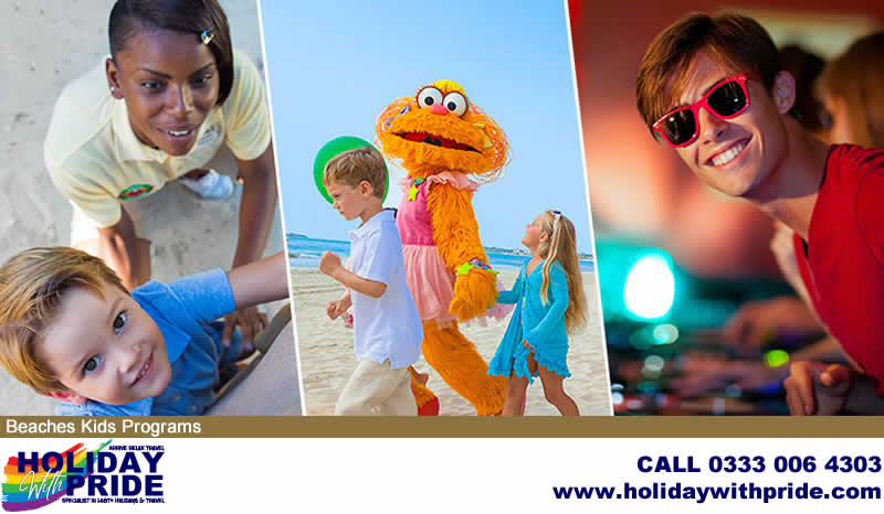 Holiday with Pride - Specialist in LGBT+ Holidays & Travel (Beaches Resorts Kids Program)