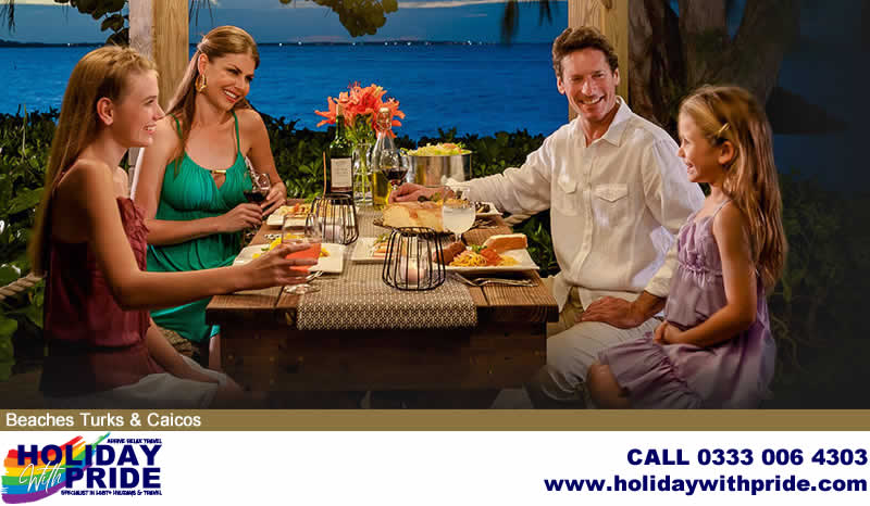 Holiday with Pride - Specialist in LGBT+ Holidays & Travel (Beaches Resorts Turks & Caicos)