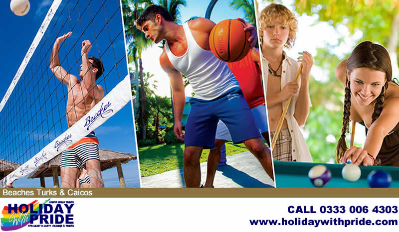 Holiday with Pride - Specialist in LGBT+ Holidays & Travel (Beaches Resorts Unlimited Land Sports