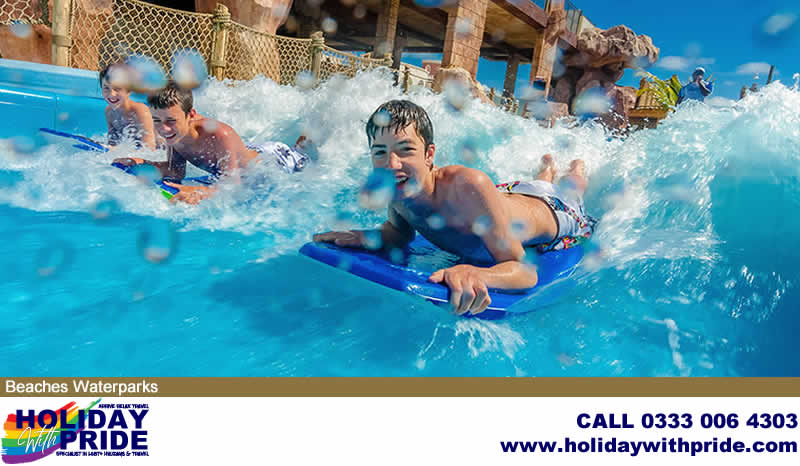 Holiday with Pride - Specialist in LGBT+ Holidays & Travel (Beaches Resorts Waterparks)