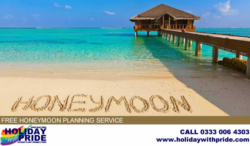 Holiday with Pride - Specialist in LGBT+ Holidays & Travel (LGBT+ Honeymoon service)