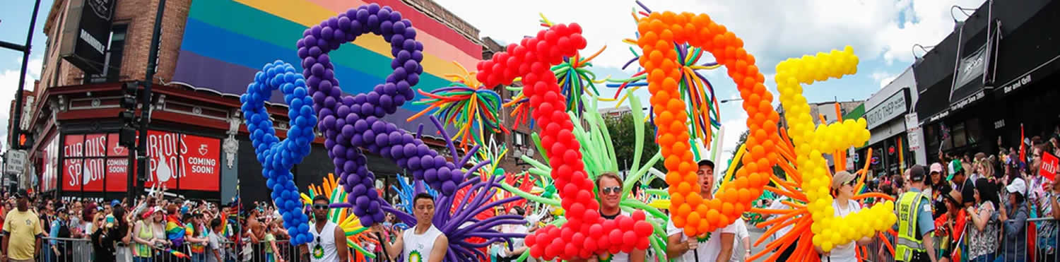 Holiday with Pride - Specialist in LGBT+ Holidays & Travel (Pride Parade)