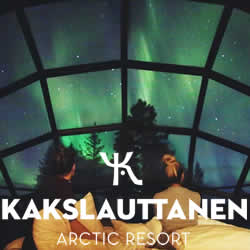 Holiday with Pride - Specialist in LGBT+ Holidays Travel and Short Breaks (Kakslautanen Artic Resort)