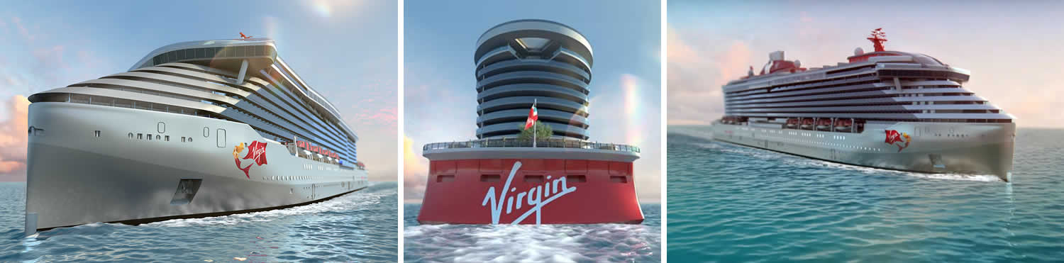 Holiday with Pride - Specialist in LGBT+ Holidays & Travel with Virgin Voyages
