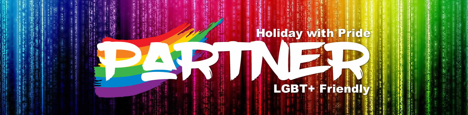 Holiday with Pride - Specialist in LGBT+ Holidays & Travel
