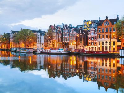 Holiday with Pride - Specialist in LGBT Holidays to Amsterdam