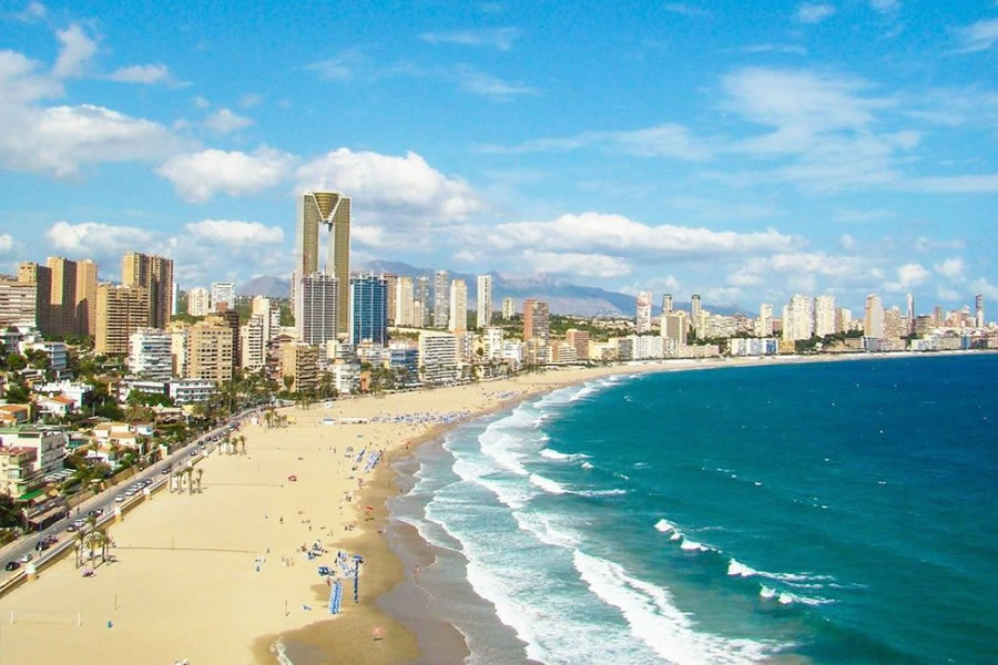 Holiday with Pride - Specialist in LGBT Holidays to Benidorm