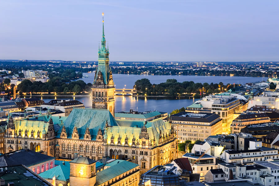Holiday with Pride - Specialist in LGBT Holidays to Hamburg