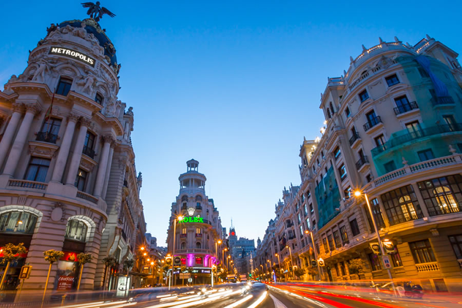Holiday with Pride - Specialist in LGBT Holidays to Madrid