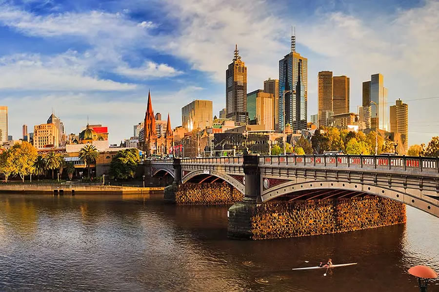 Holiday with Pride - Specialist in LGBT Holidays to Melbourne