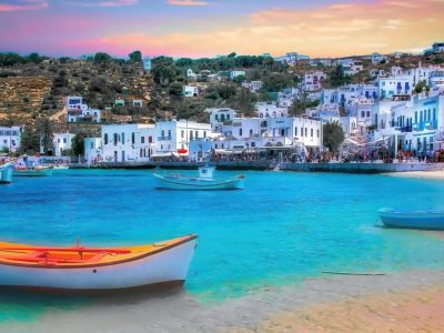 Holiday with Pride - Specialist in LGBT Holidays to Mykonos