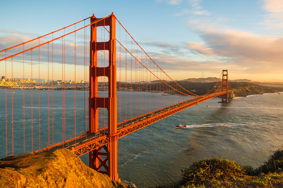 Holiday with Pride - Specialist in LGBT Holidays to San Francisco