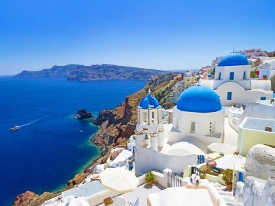 Holiday with Pride - Specialist in LGBT Holidays to Santorini